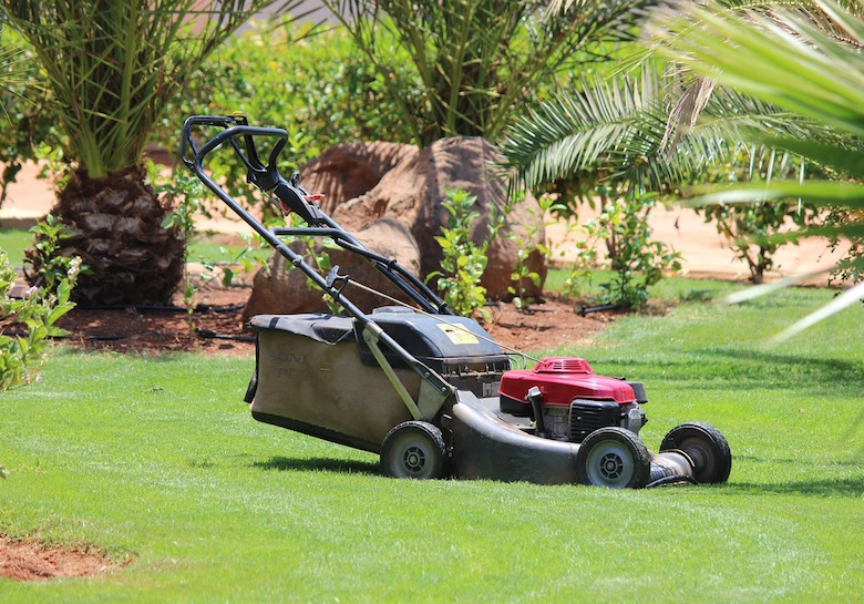 Lawn Mowing Service North Perth